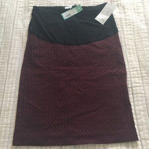 Margaret M Maternity Pencil Skirt